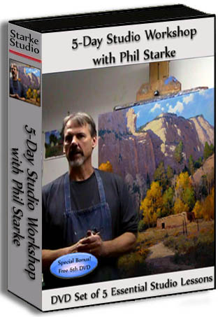 5-Day Studio Workshop DVD Set